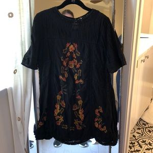 Free People fall dress